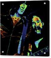 Tom And Brad In Spokane 2 Acrylic Print