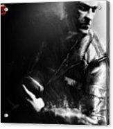 Tom Clancy's Splinter Cell Double Agent Acrylic Print