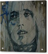 Tom Petty  Acrylic Print