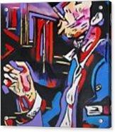 Tom Traubert's Blues Acrylic Print