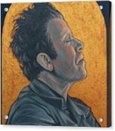 Tom Waits 2 Acrylic Print