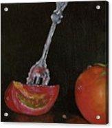 Tomato Appetizer Acrylic Print