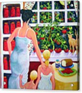 Tomato - Materphobia Acrylic Print