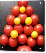 Tomatoe Tree Acrylic Print
