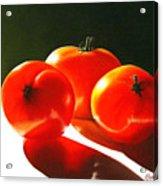 Tomayta Tomato Acrylic Print