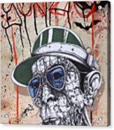 Too Weird To Live Too Rare To Die Acrylic Print by Tai Taeoalii
