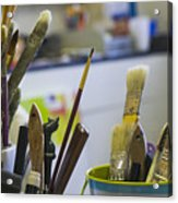 Tools Of The Trade Acrylic Print