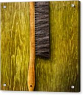 Tools On Wood 52 Acrylic Print