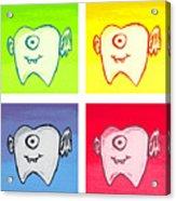 Tooth Fairies Acrylic Print