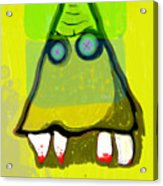 Tooth_monster_1d Acrylic Print