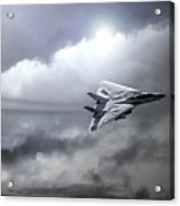 Top Gun Acrylic Print