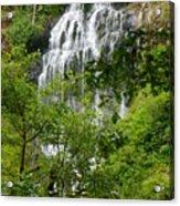 Top Of Munson Creek Falls Acrylic Print