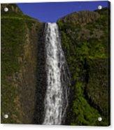 Top Of The Falls Acrylic Print