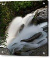 Top Of The Washington Cascades Acrylic Print