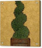 Topiary 2 Acrylic Print
