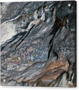 Toquima Cave Pictographs 2 Acrylic Print