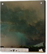 Tornadic Supercell Acrylic Print