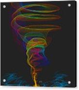 Tornado Acrylic Print
