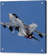 Tornado Gets Airborne  Acrylic Print