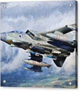 Tornado Gr4 - 2 Acrylic Print