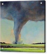 Tornado Touchdown Acrylic Print