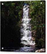 Toron Falls Acrylic Print