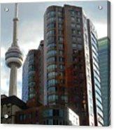 Toronto 1 Acrylic Print