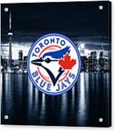 Toronto Blue Jays City Acrylic Print