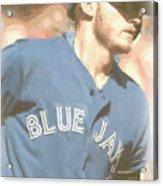 Toronto Blue Jays Josh Donaldson 4 Acrylic Print