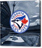 Toronto Blue Jays Mlb Baseball Acrylic Print