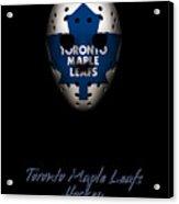 Toronto Maple Leafs Established Acrylic Print