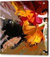 Toroscape 04 Acrylic Print