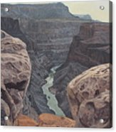 Toroweap Overlook Grand Canyon North Rim Acrylic Print