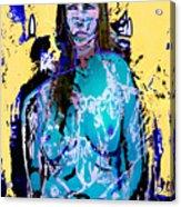 Torquoise Acrylic Print