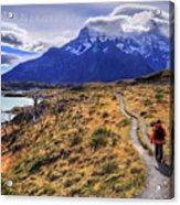 Torres Del Paine 21 Acrylic Print