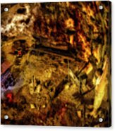 Torture Chamber  1399 Acrylic Print