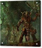 Total War Warhammer Acrylic Print