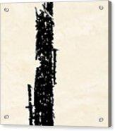 Totem Acrylic Print