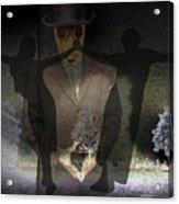 Totentanz IIi Acrylic Print