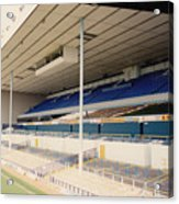 Tottenham - White Hart Lane - East Stand 3 - April 1991 Acrylic Print
