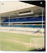 Tottenham - White Hart Lane - East Stand 4 - April 1991 Acrylic Print