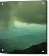 Touch The Clouds. Acrylic Print