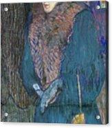 Toulouse-lautrec: J.avril Acrylic Print