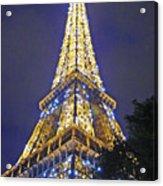 Tour Eiffel 2007 Acrylic Print