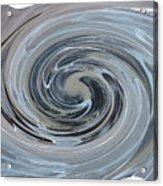 Tourbillon Polaire I / Polar Vortex I Acrylic Print