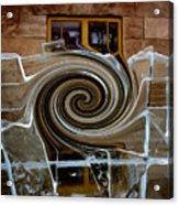 Tourbillon Polaire II / Polar Vortex II Acrylic Print