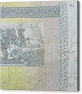 Tourist Dollars In Cuba Acrylic Print