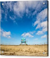 Tower 20 South Ponto Acrylic Print