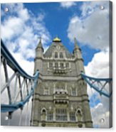 Tower Bridge 2 Acrylic Print