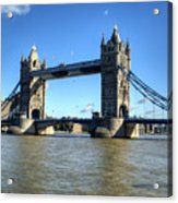 Tower Bridge 3 Acrylic Print